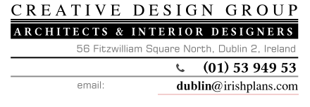 dublin Contact Us architects design